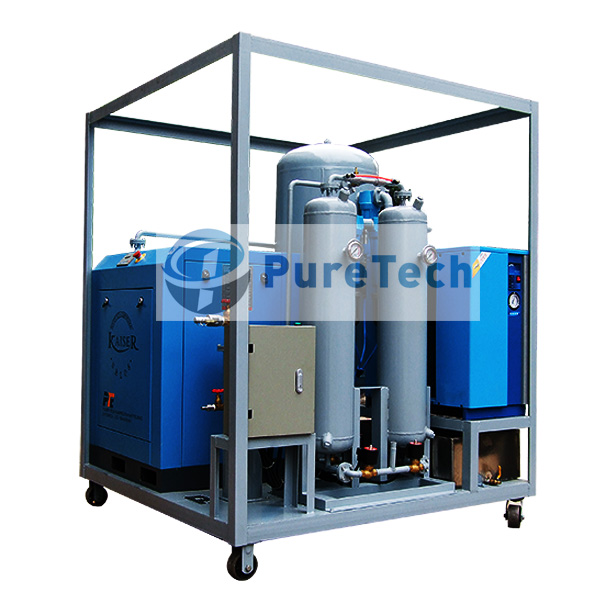 transformer air drying system
