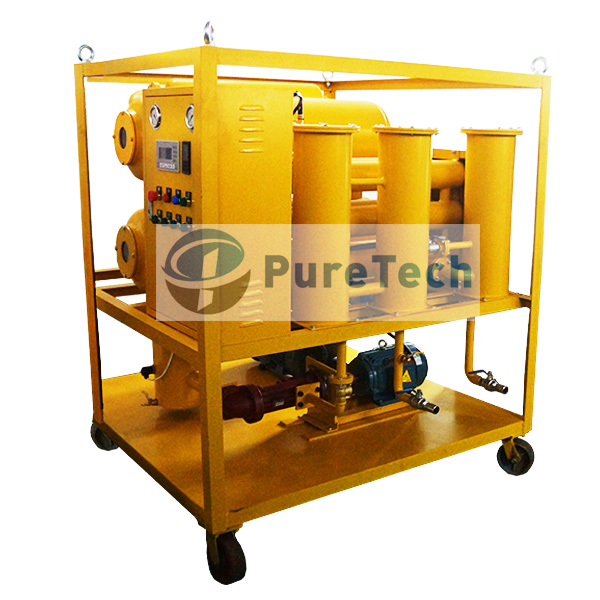 transformer oil purifier for transformer maintenance and installation