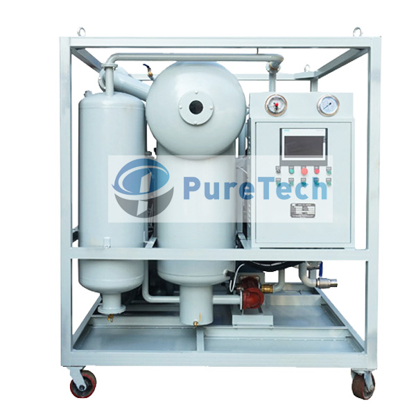 transformer oil regeneration plant for transformer maintenance and installation