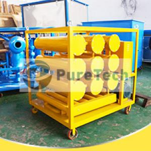 High Performance Oil Regeneration Machine for Decoloring