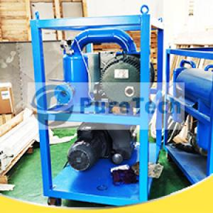 300L/S High Vacuum Pumping System