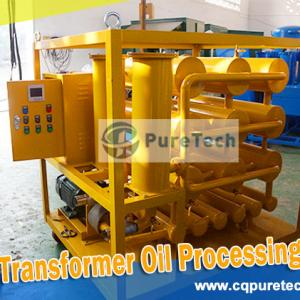 How to Process Transformer Oil