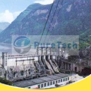 PureTech TOP-50 Used in Hydropower Station