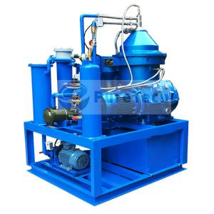 Centrifugal Oil Purifier For Power Plant