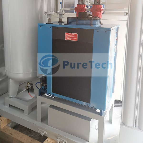 Dry Air Generator For Power Transformer