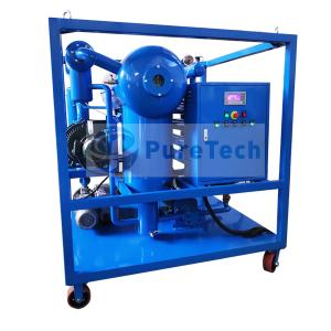 Economical Type Transformer Oil Treatment Plant
