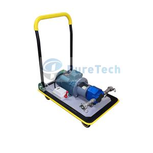 Lubricating Oil Transfer Pump Cart