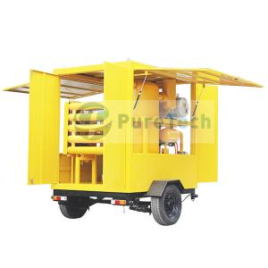 Mobile Oil Treatment Plant for Power Transformer
