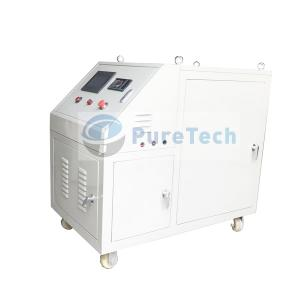 Mobile Vacuum Oil Filling Unit