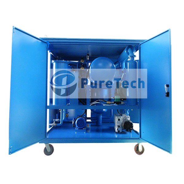 Movable Transformer Oil Purification Equipment