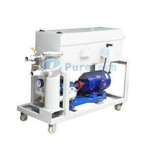 Oil Filter Press Machine For Lubricating Oils