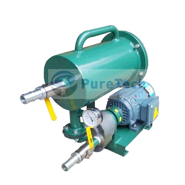 Portable Oil Filter Machine Oil Transfer Pump