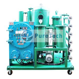 TOP Vacuum Turbine Oil Purifier