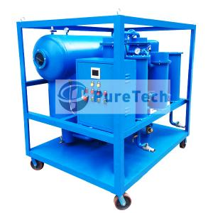 Thermal Vacuum Turbine Oil Filtration Machines