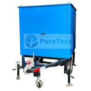 Trailer Mounted Transformer Insulating Oil Filtration Plant