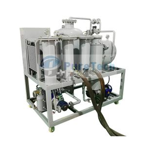 Turbine Oil Varnish-Removal Purification Machine