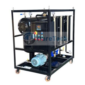 VOP Single Stage Vacuum Transformer Oil Purifier