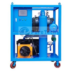 VPS Vacuum Pumping System for Transformer Evacuation