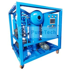 Vacuum Insulating Oil Purification Plant