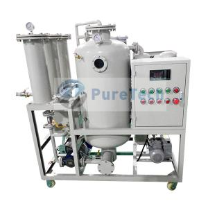 Vacuum Lube Oil Filtration Machine
